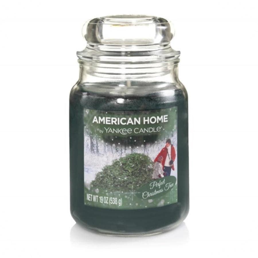 American Home 19-oz 1-Wick Christmas Jar Candle