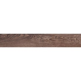 Style Selections Natural Timber Chestnut 8-in x 48-in Porcelain Wood Look Tile (Common: 8-in x 48-in; Actual: 47.4-in x 7.72-in)