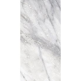 Style Selections Sovereign Stone Pearl 6-in x 12-in Porcelain Marble Floor and Wall Tile (Common: 6-in x 12-in; Actual: 11.85-in x 5.79-in)