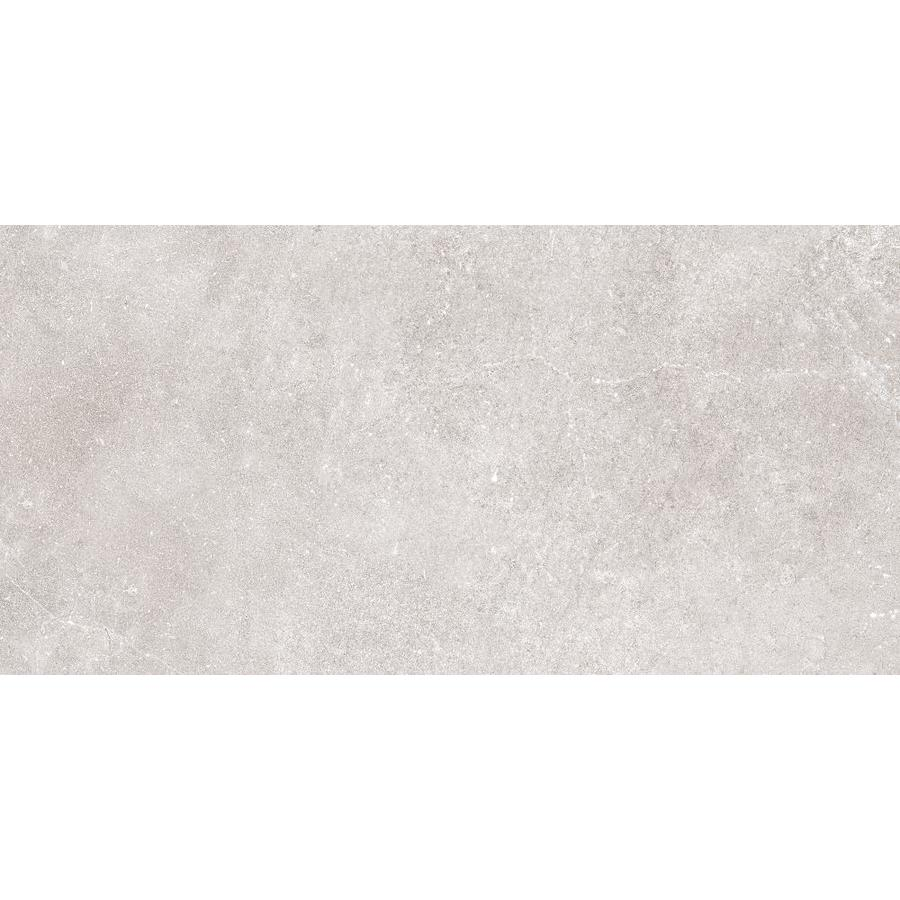 Style Selections Palancia Pearl Porcelain Marble Floor and Wall Tile (Common: 12-in x 24-in; Actual: 11.85-in x 23.85-in)