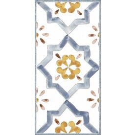 American Villa American Classics 4-in x 8-in Ceramic Wall Tile (Common: 4-in x 8-in; Actual: 3.91-in x 7.87-in)