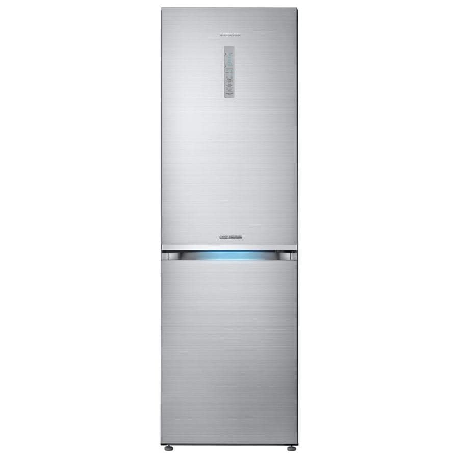 Samsung Chef Collection 12-cu ft (Gray)