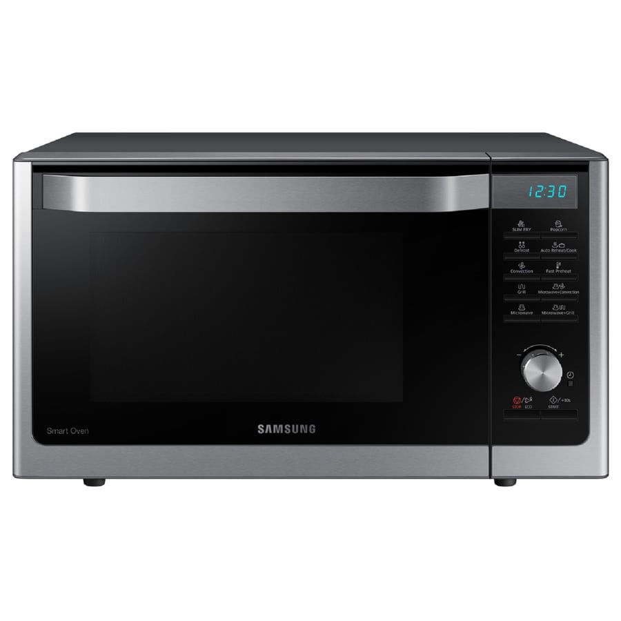 ... ft 1,000-Watt Countertop Convection Microwave (Stainless) at Lowes.com