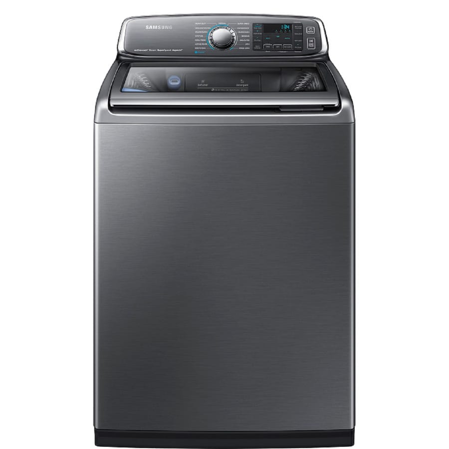 samsung top load washing machine with activewash built in sink