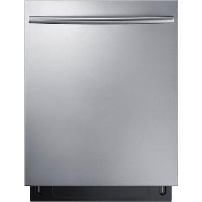 Samsung StormWash 44-Decibel Built-In Dishwasher (Stainless