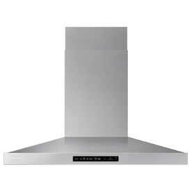 Wall Mounted Range Hoods At Lowes Com