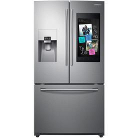 Refrigerator at Lowe's: Counter Depth & French Door Refrigerators