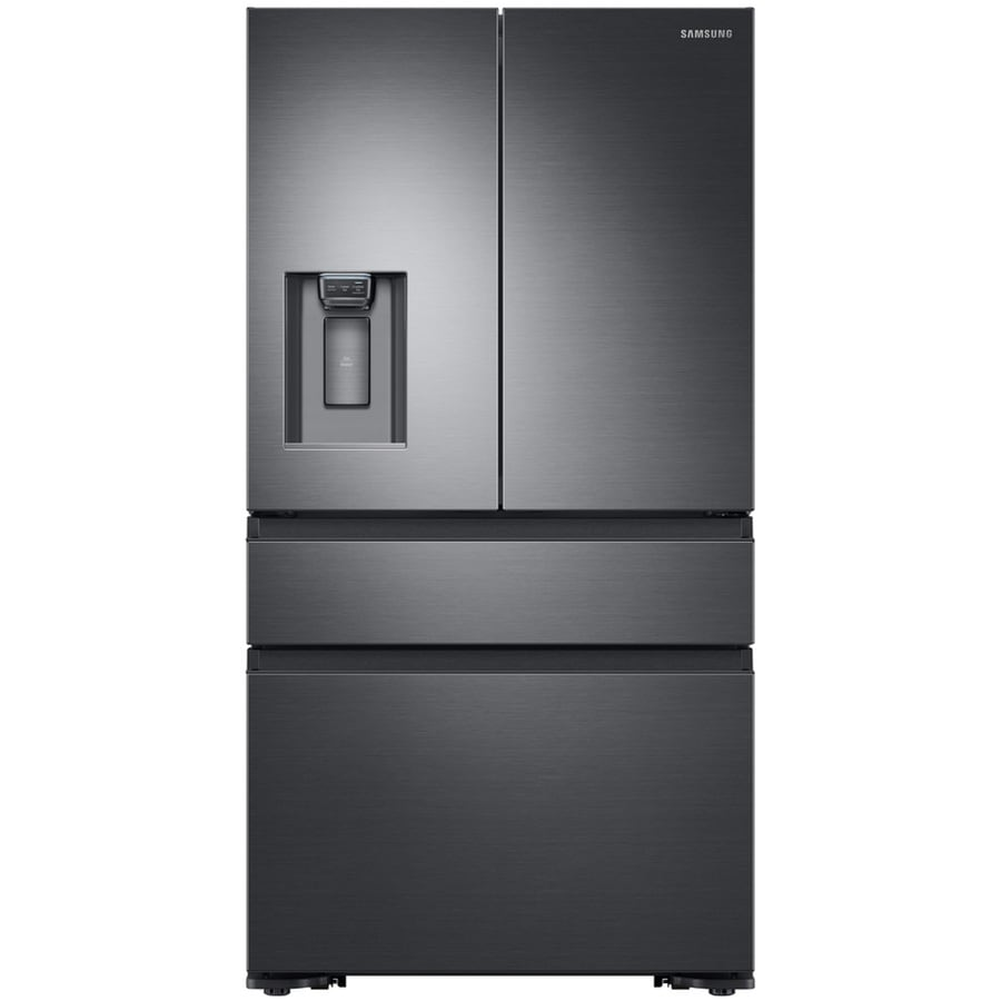 Genial Samsung 22.7 Cu Ft 4 Door Counter Depth French Door Refrigerator With Ice