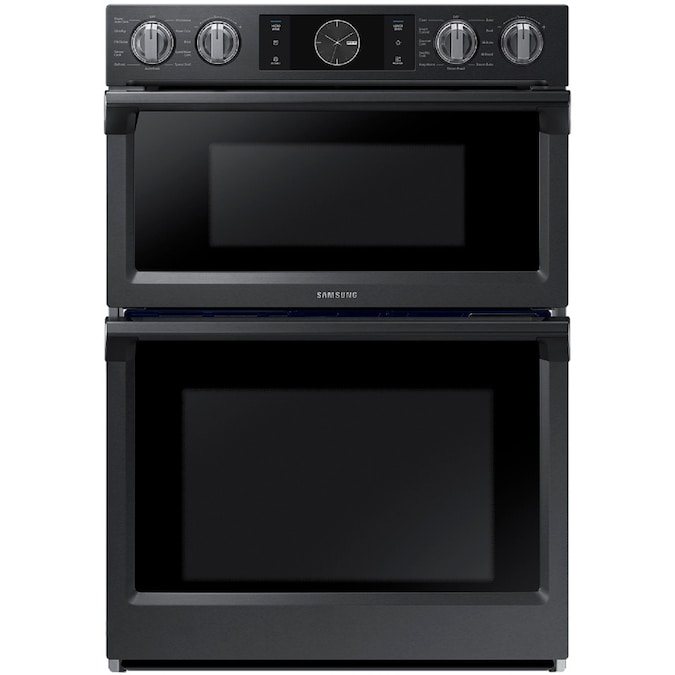 Samsung Self Cleaning Convection Microwave Wall Oven Combo