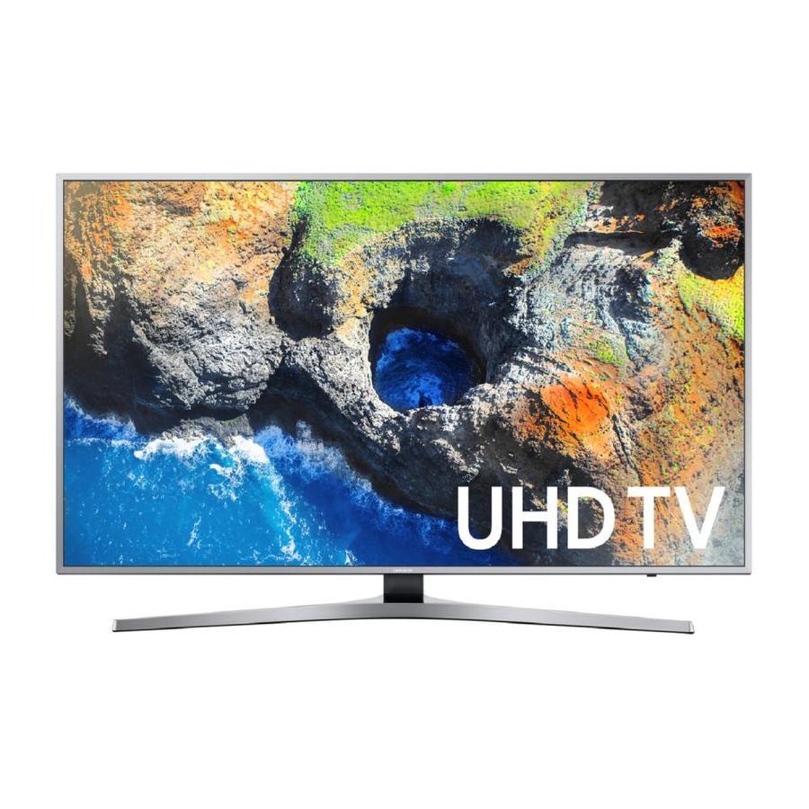 Samsung MU7000 4K UHD TV (Common: 40-in; Actual: 39.5-in) LED Flat Screen Ultra HDTV 2160p (4k) Smart TV