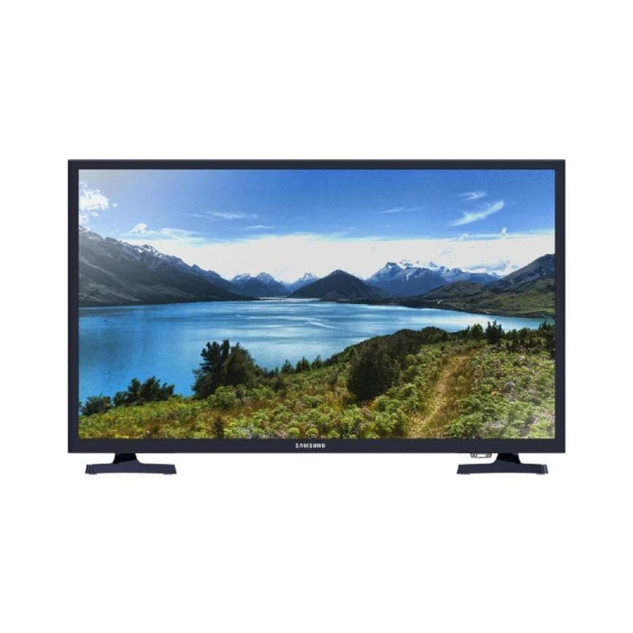 Samsung J4001 LED TV (Common: 32-in; Actual: 31.5-in) LED Flat Screen 720p TV