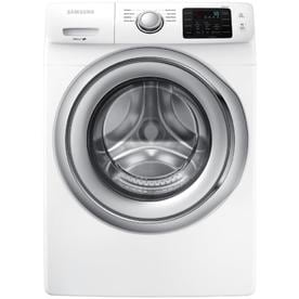 Samsung 4 5 Cu Ft High Efficiency Stackable Front Load Washer White Energy
