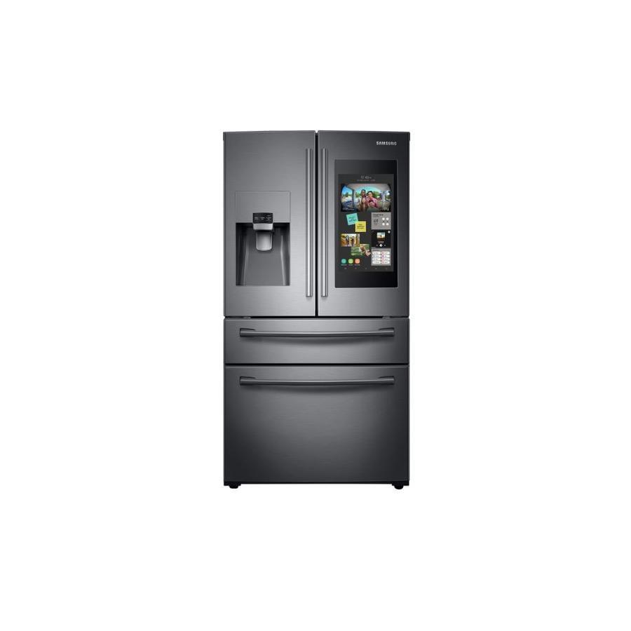 Samsung Family Hub 27 7 Cu Ft 4 Door French Door