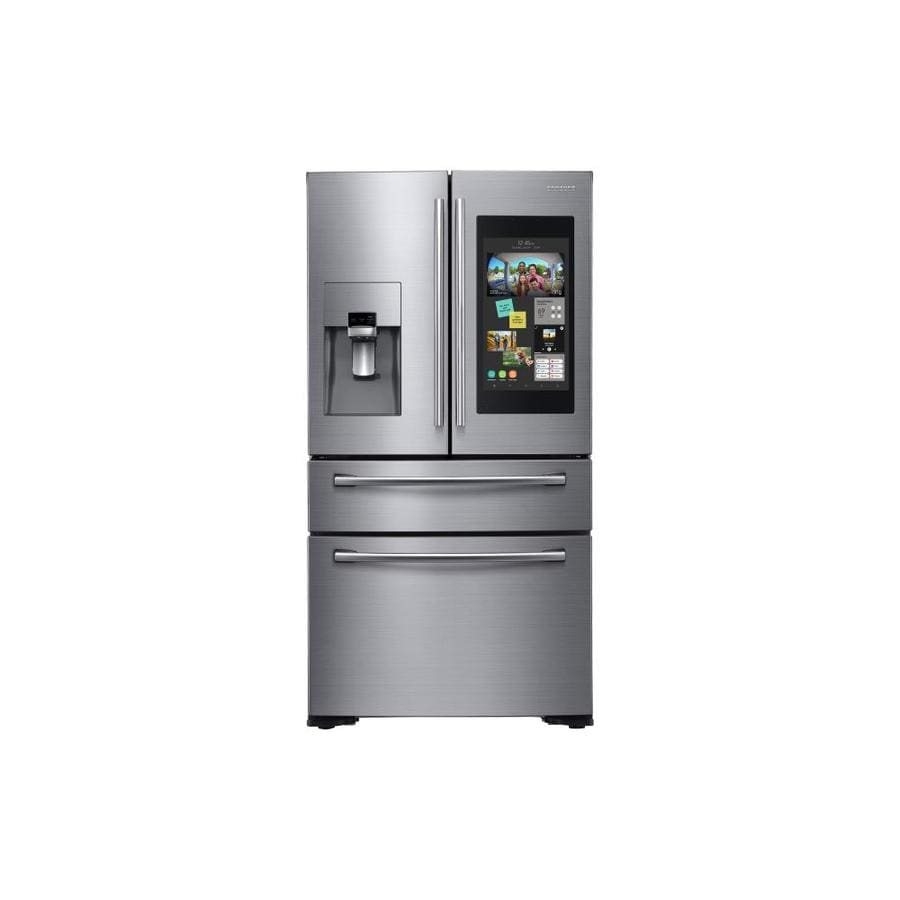 Samsung Family Hub 22 2 Cu Ft 4 Door Counter Depth French