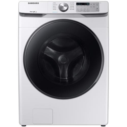 Samsung 4.5-cu ft High Efficiency Stackable Front-Load Washer (White) ENERGY STAR at Lowes.com
