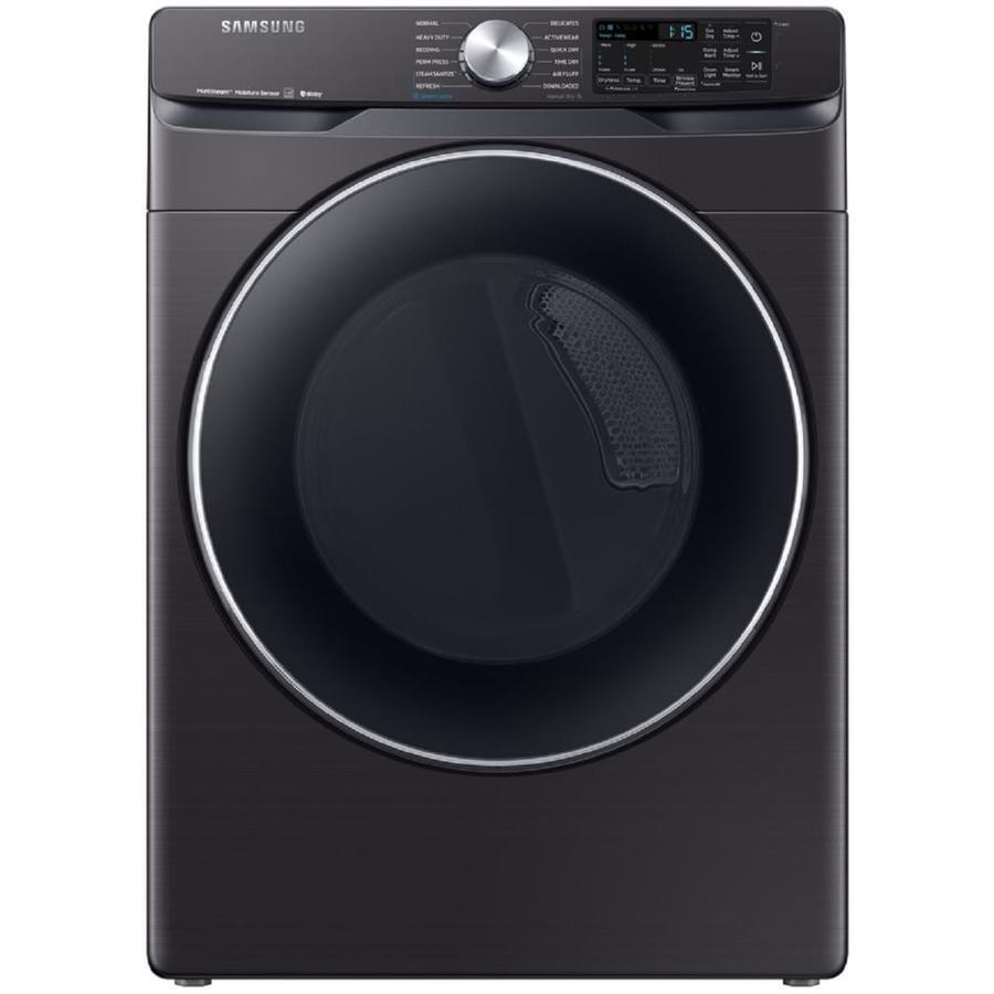 Samsung Smart 7 5-cu ft Stackable Electric Dryer (Fingerprint