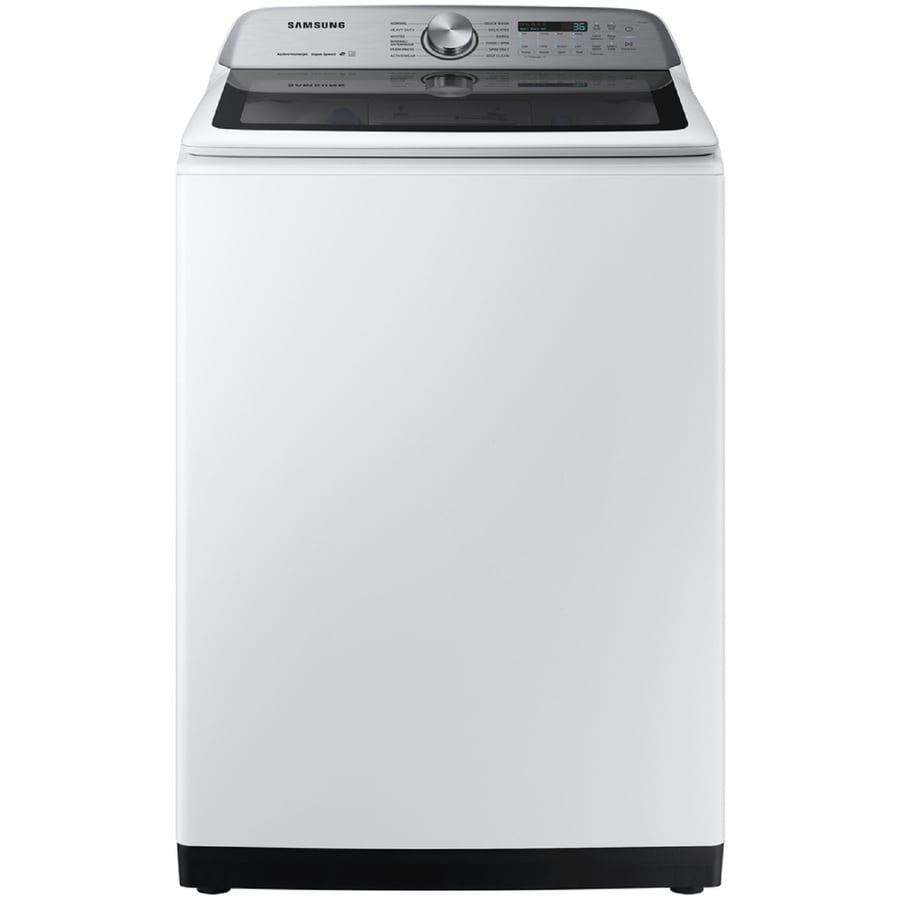 Samsung 5 Cu Ft High Efficiency Top Load Washer White