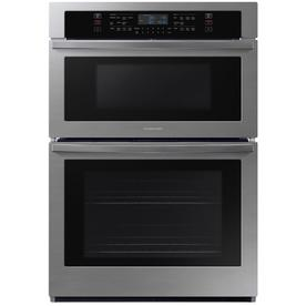 Samsung Microwave Wall Oven Combinations At Lowes Com