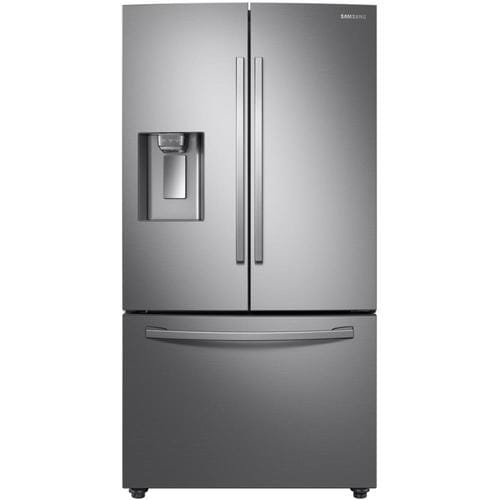 Samsung 28-cu ft French Door Refrigerator with Dual Ice ...