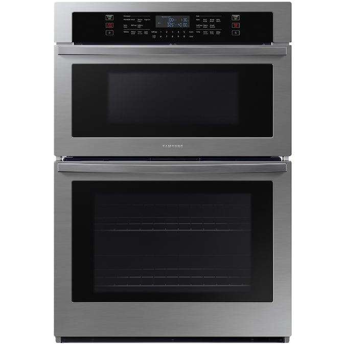Microwave Wall Oven Combo