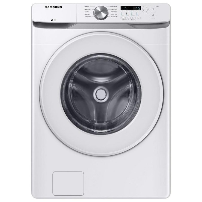 Samsung High-Efficiency Stackable Front-Load Washer (White) ENERGY STAR