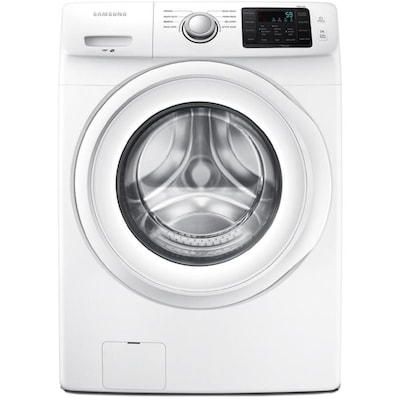 4 2 Cu Ft High Efficiency Stackable Front Load Washer White Energy Star
