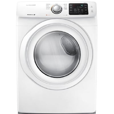 7 5 Cu Ft Stackable Electric Dryer