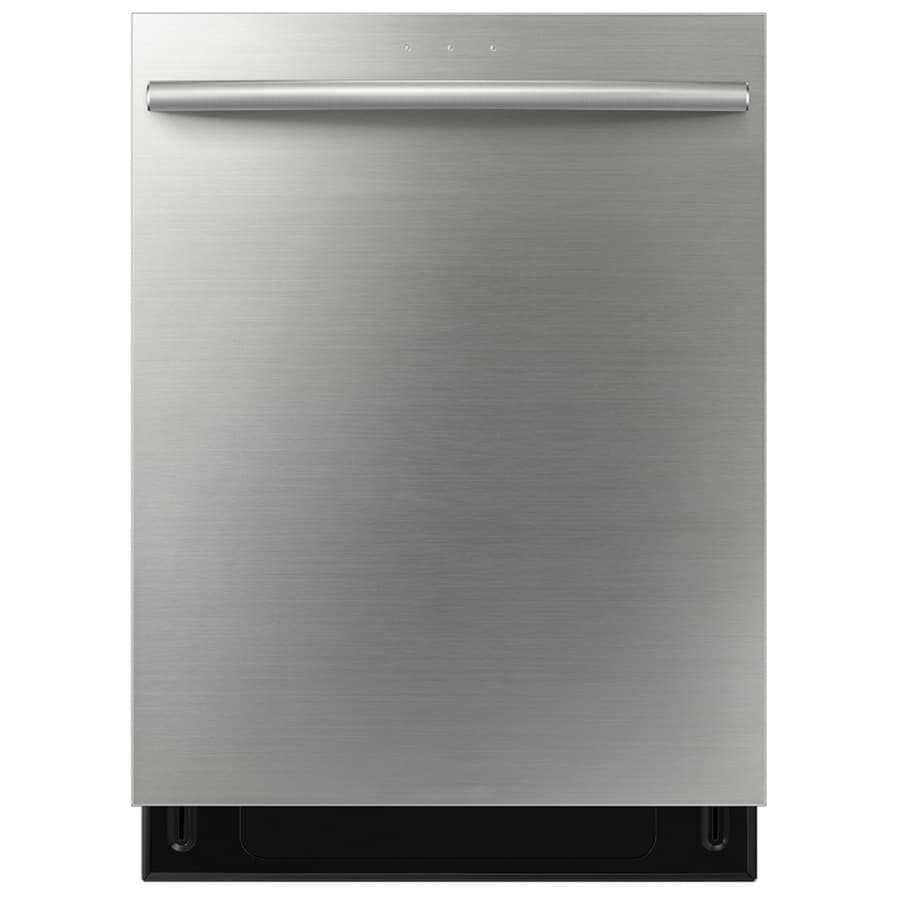 Samsung 48-Decibel Built-in Dishwasher (Stainless Steel) (Common: 24-in; Actual: 23.875-in)
