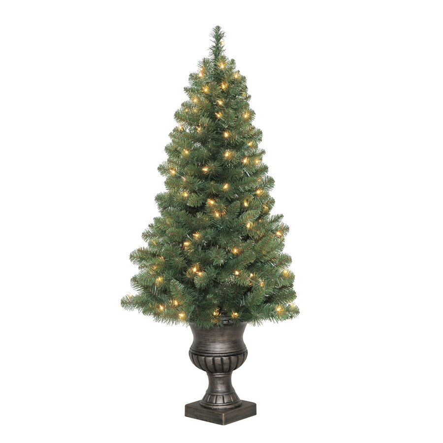 Holiday Living Arctic Pine Artificial Christmas Entryway 4 ...