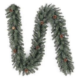 Holiday Living Outdoor 9-Ft Scottsdale Pine Garland
