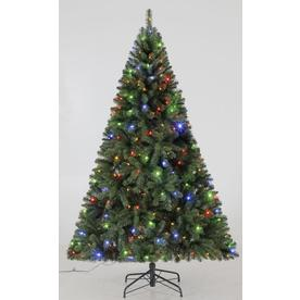 holiday living 65ft 1000count prelit seneca pine artificial christmas tree - Prelit Christmas Tree