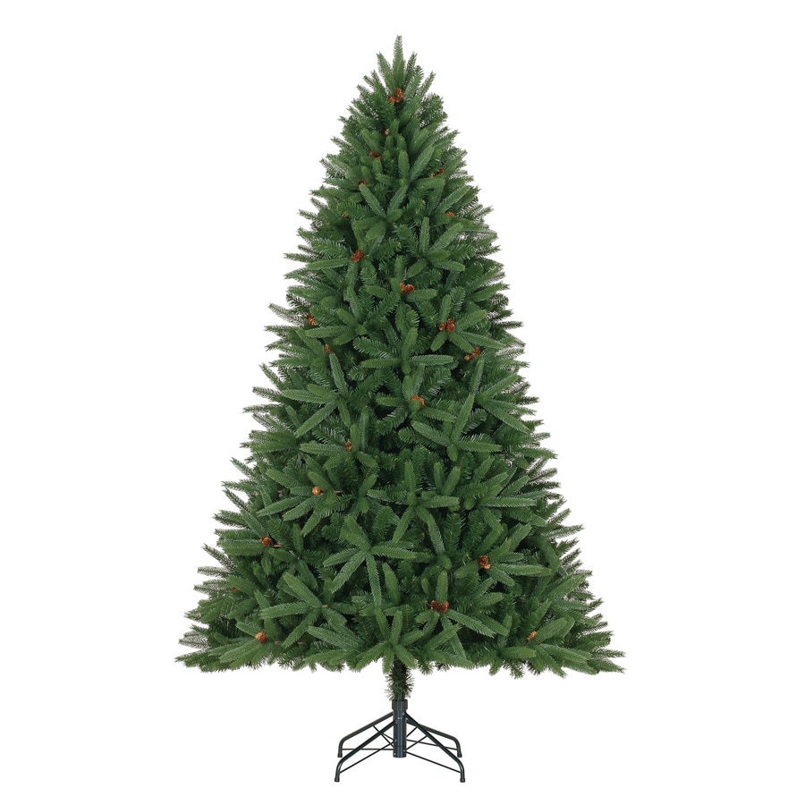 holiday living 7 5 ft fleetwood pine artificial christmas tree at