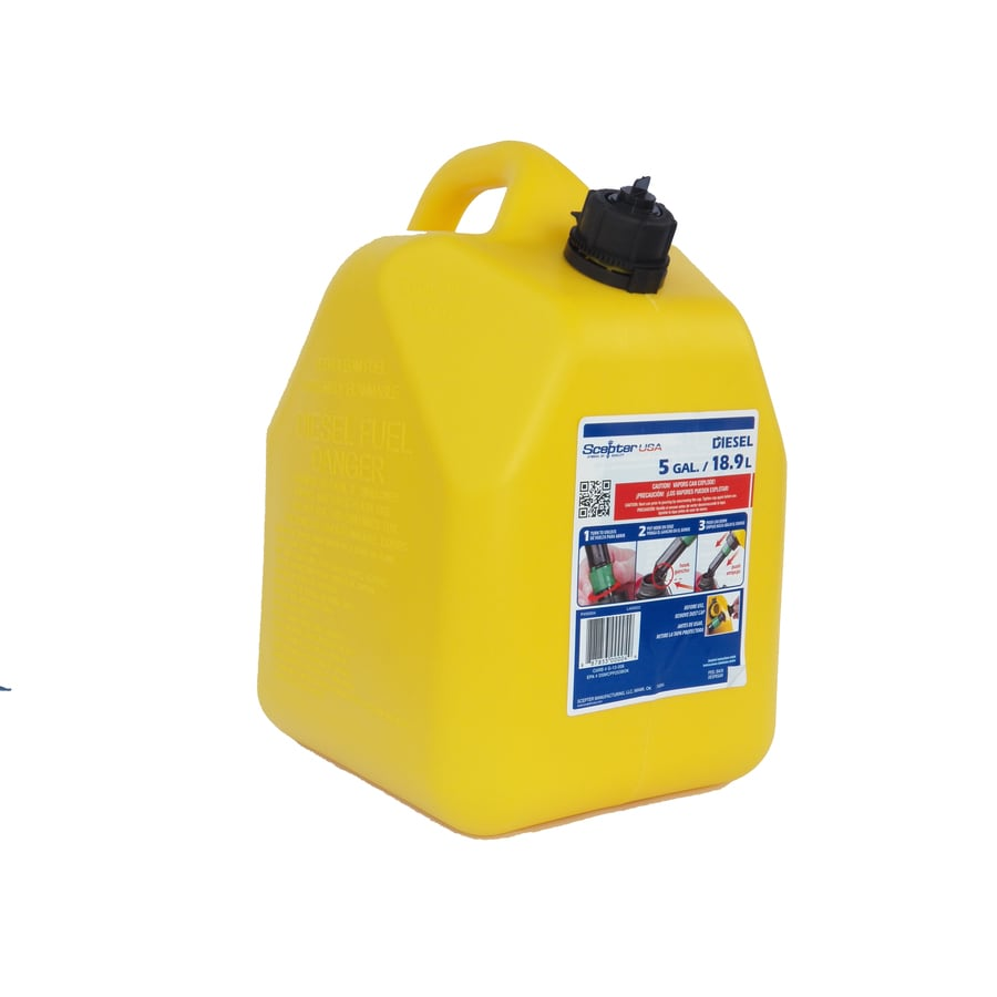 Write a Review about 5-Gallon Plastic Diesel Fuel Can at Lowes com