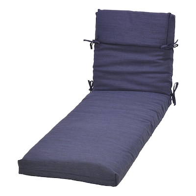 Amazing Navy Patio Chaise Lounge Chair Cushion Bralicious Painted Fabric Chair Ideas Braliciousco