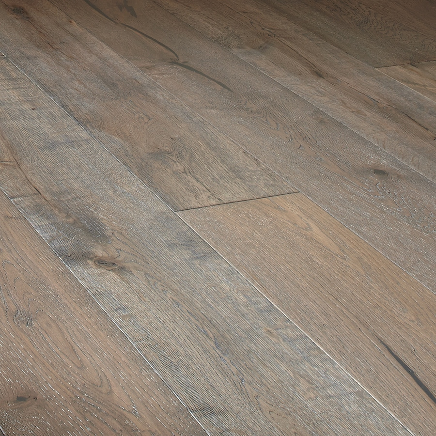 Shop Mullican Flooring Mount Castle 7 43 In Charcoal Oak