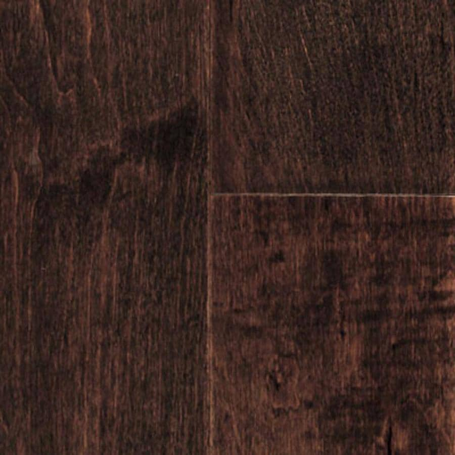 Shop style selections 5 in prefinished java maple for Maple flooring