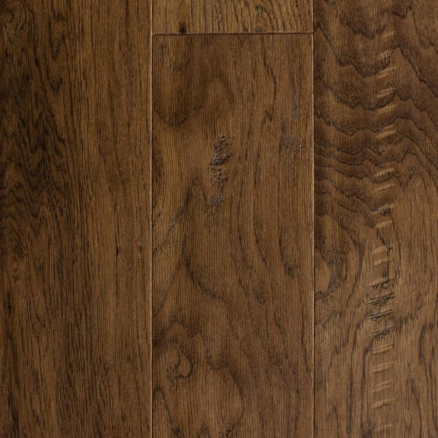 flooring random hardwood hickory mountain view autumn rustic crafted engineered residential hand plank floors