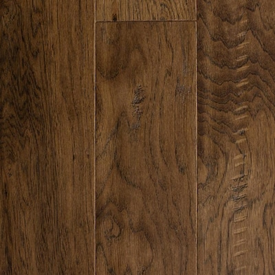 Mullican Flooring Oakmont 5 In Provincial Hickory Engineered