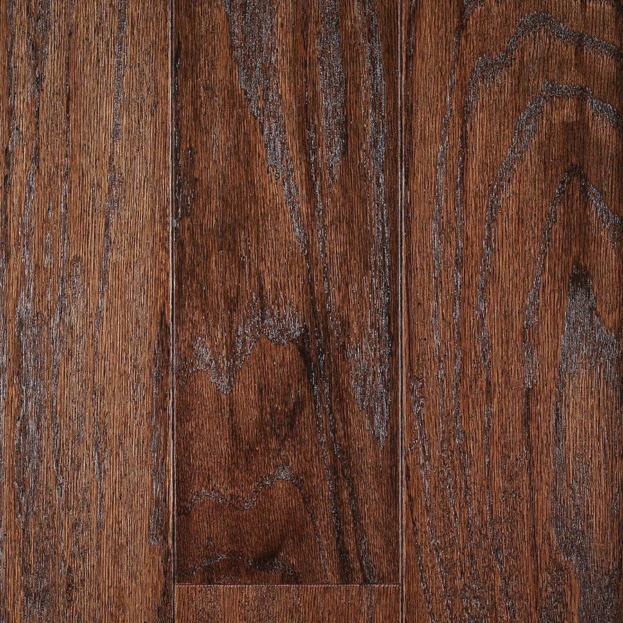 Mullican Flooring Oakmont 5-in Espresso Oak Engineered Hardwood Flooring (38-sq ft)