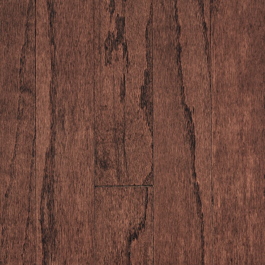 Style Selections 3.43-in Prefinished Tapenade Oak Engineered Oak Hardwood Flooring (23.5-sq ft)