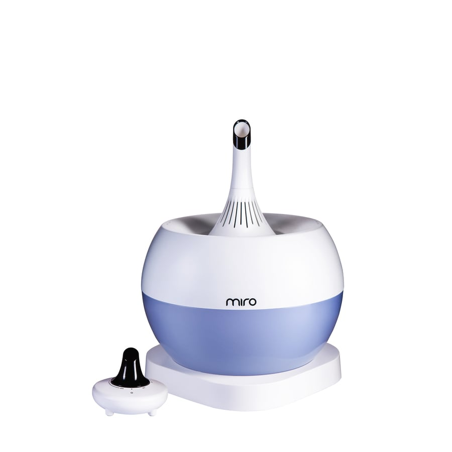 Miro CleanPot 1.06-Gallon Tabletop Ultrasonic Humidifier