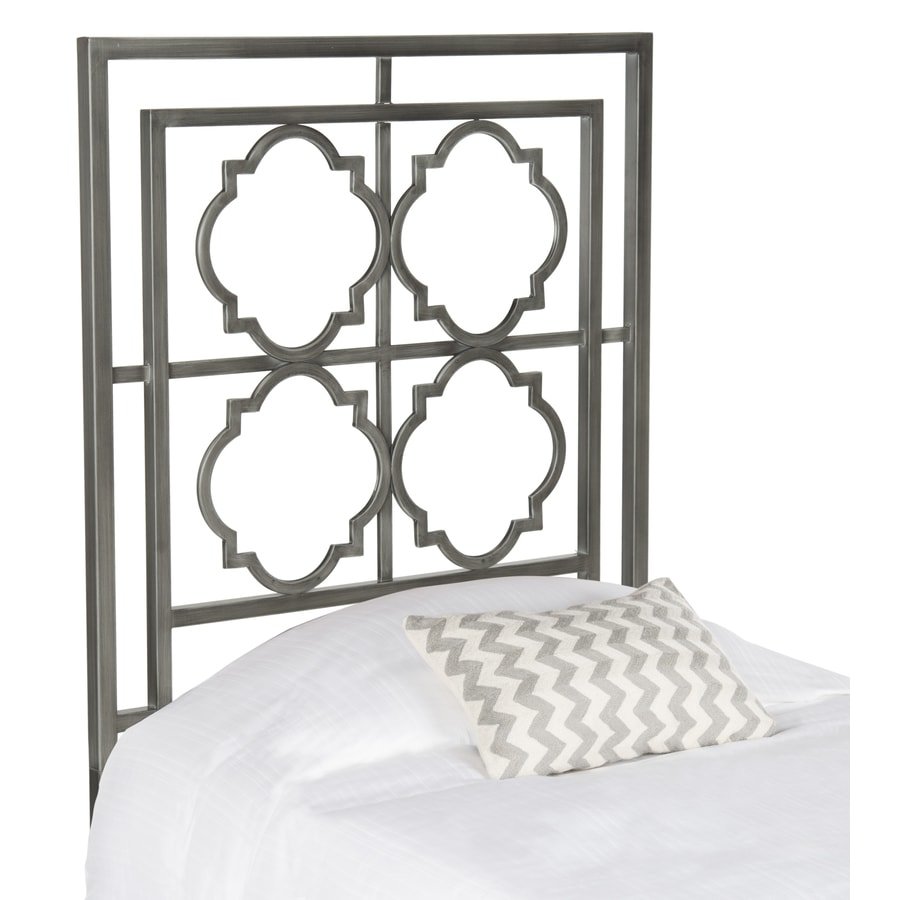 Safavieh Fox Antique Iron Twin Headboard