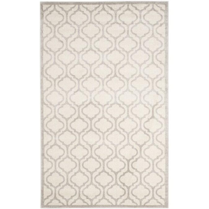 Safavieh Amherst Alona 5 X 8 Ivory/Light Gray Indoor