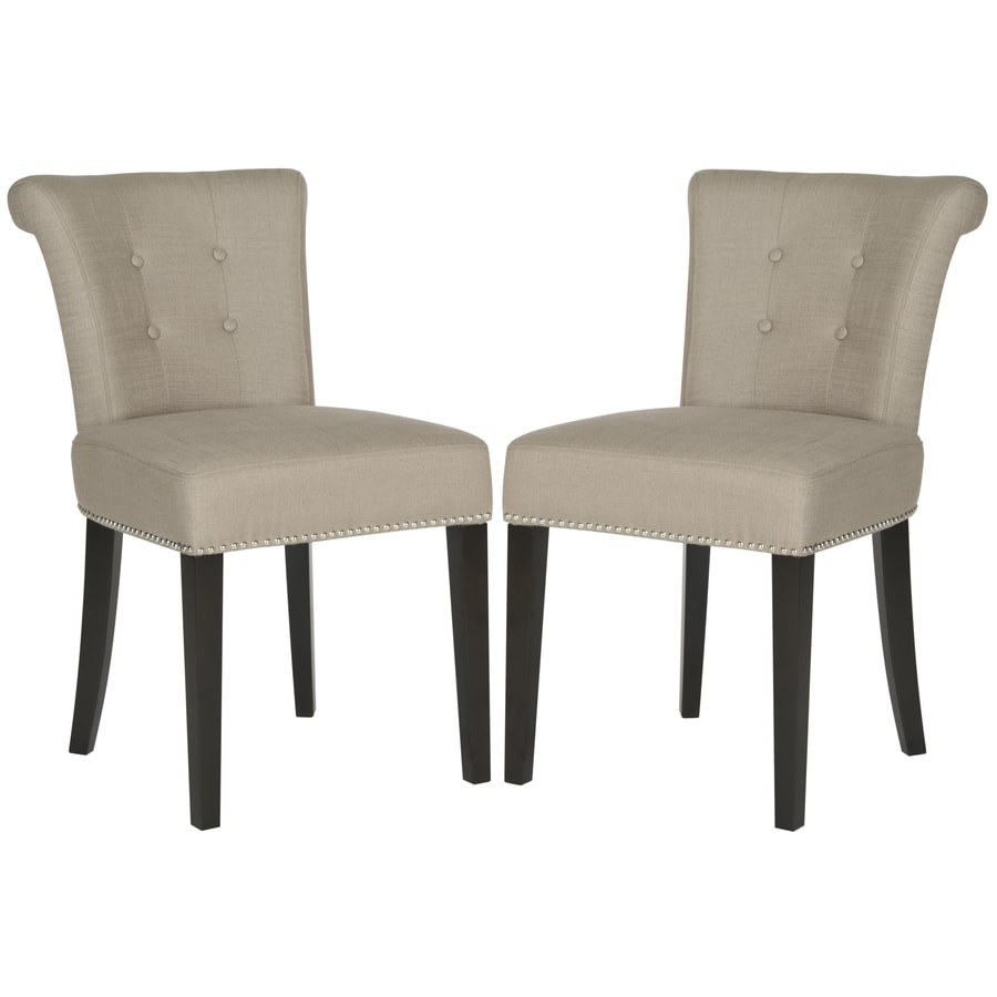 Safavieh Set of 2 Sinclair Side Chairs