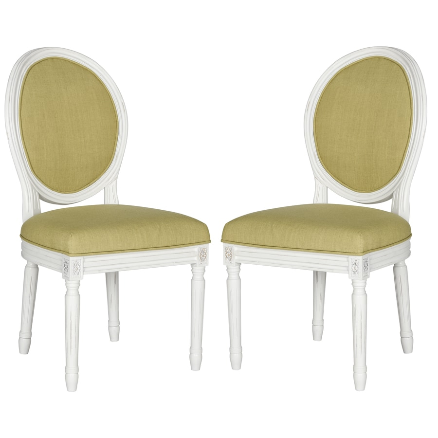 Safavieh Set of 2 Holloway Side Chairs
