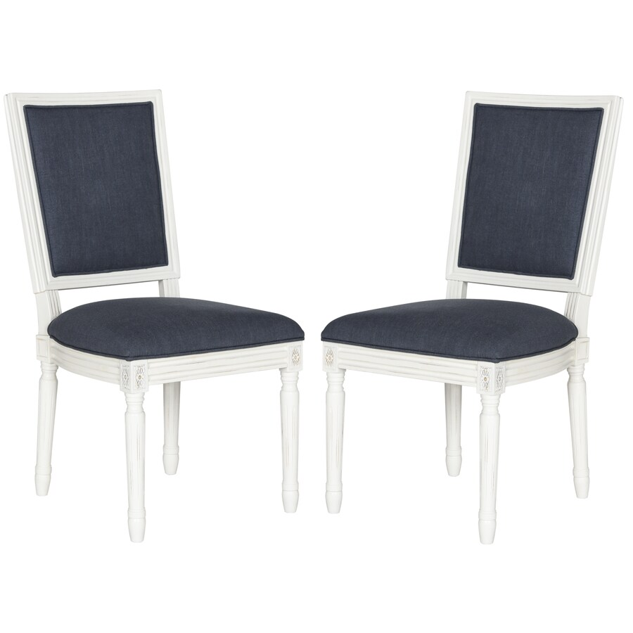 Safavieh Set of 2 Buchanan Side Chairs