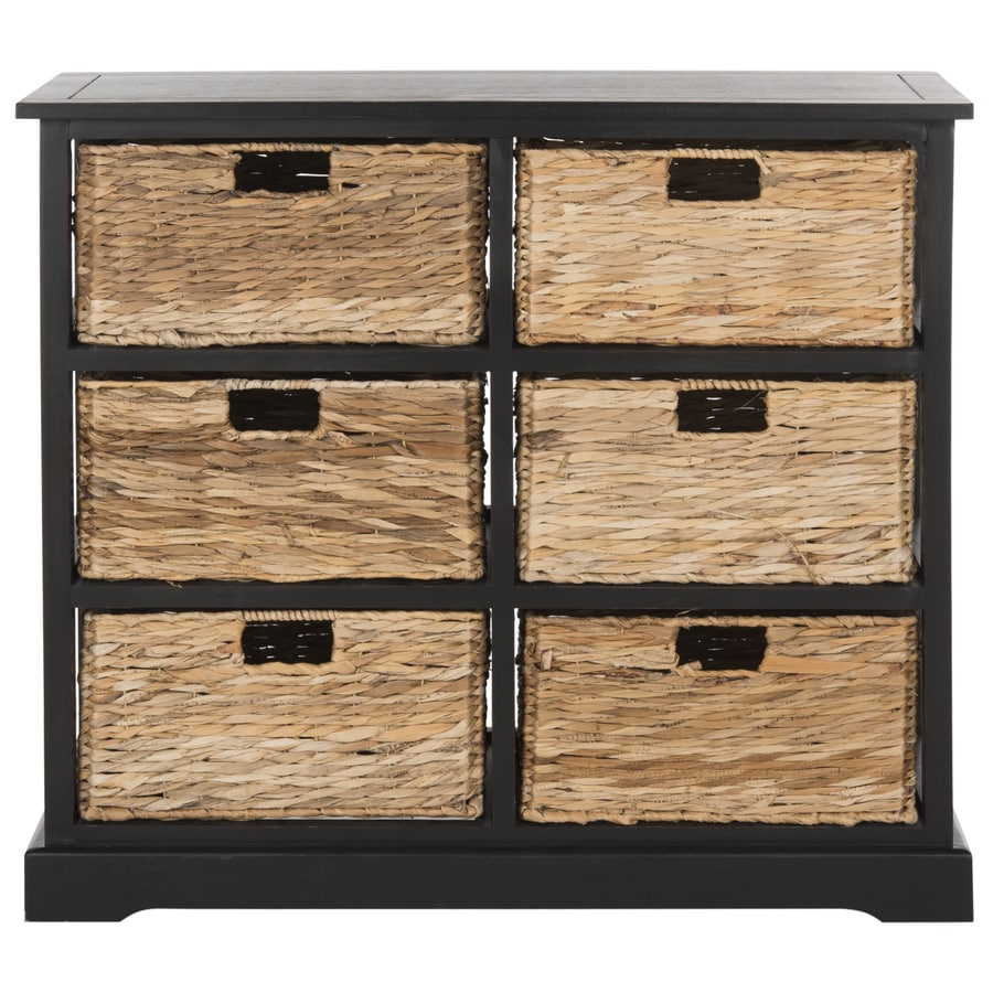 Safavieh Keenan Wood Pine Console Table