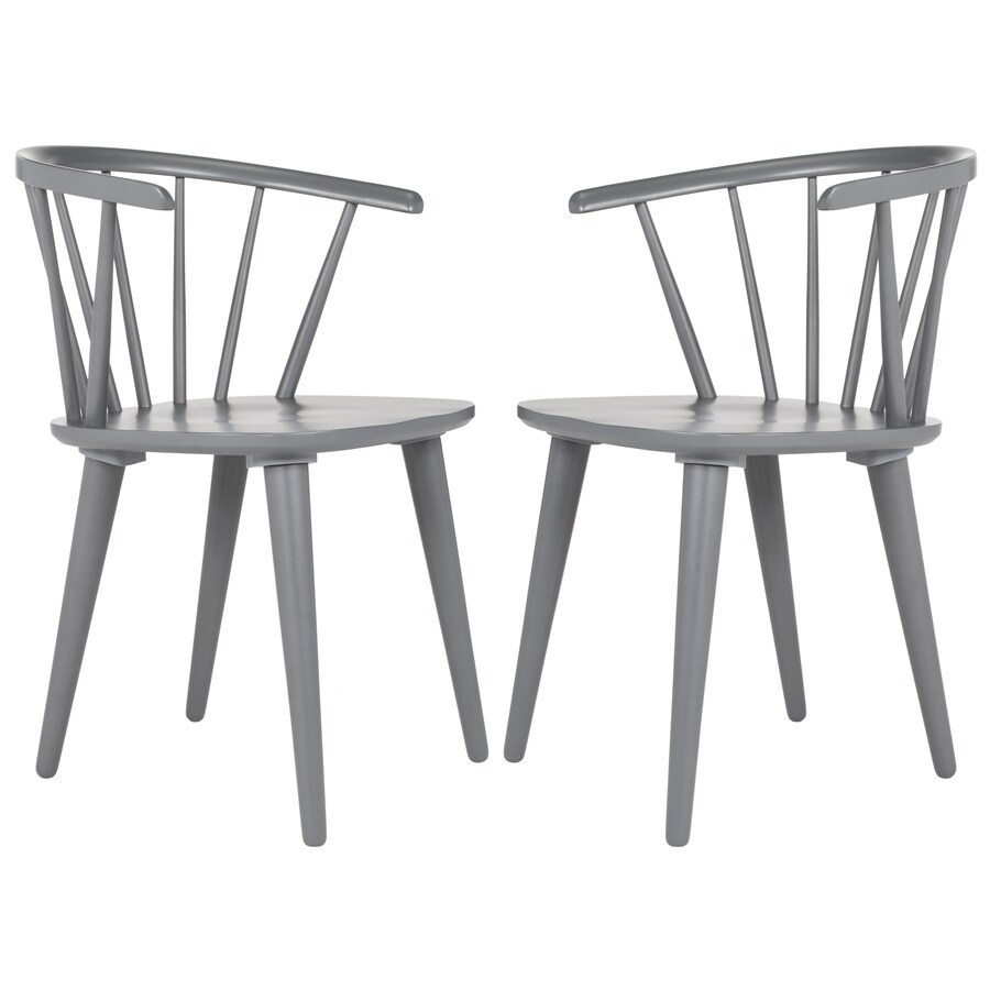 Safavieh Set of 2 Blanchard Medium Side Chairs
