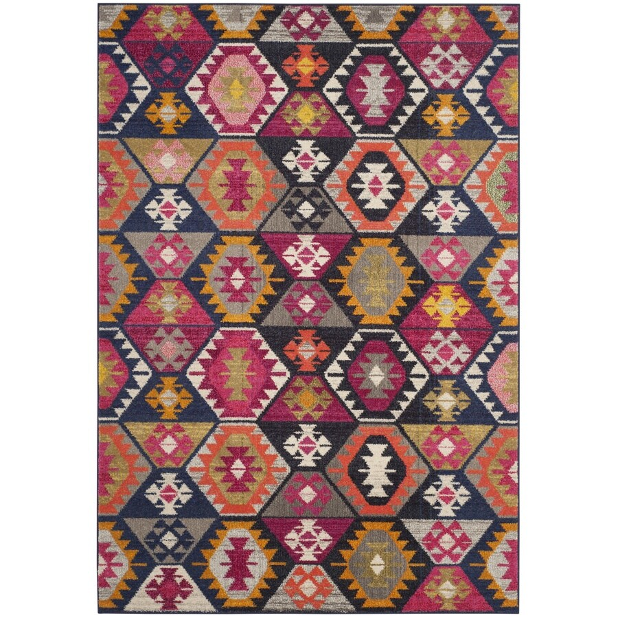 Safavieh Monaco Cheyenne Indoor Area Rug (Common: 4 x 6; Actual: 4-ft W x 5.6-ft L)