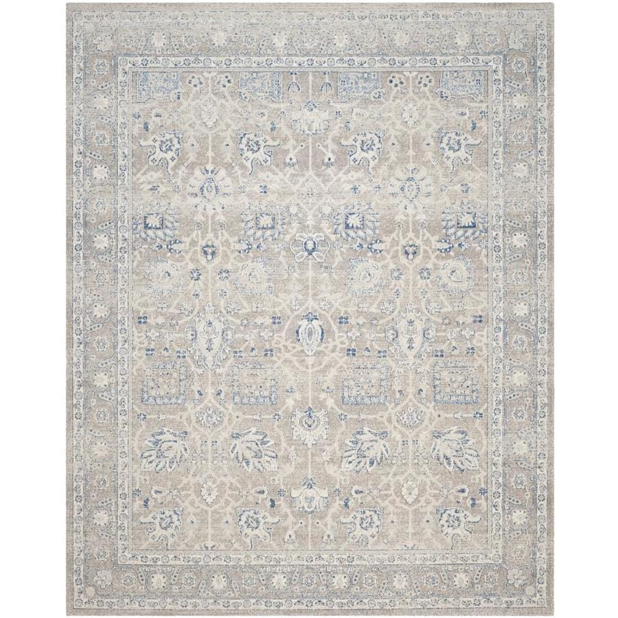 Safavieh Patina Lamere 9 X 12 Taupe Taupe Indoor Abstract Vintage Area Rug In The Rugs Department At Lowes Com